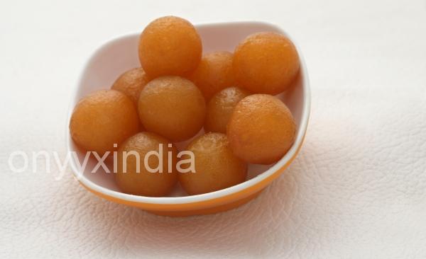 Mini Gulab Jamun