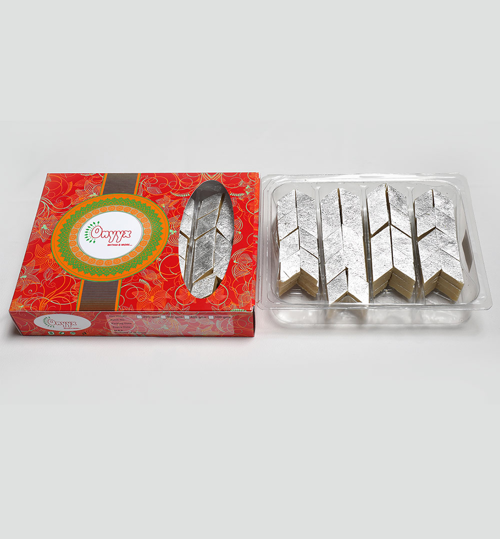 Mini Kaju Katli