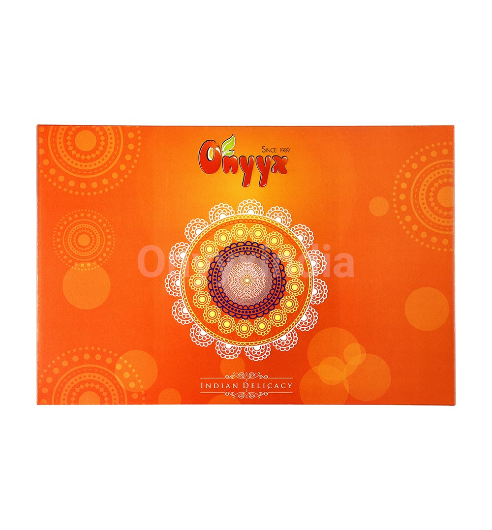 Hamper 4 - Assorted Kaju Katli Diwali Box