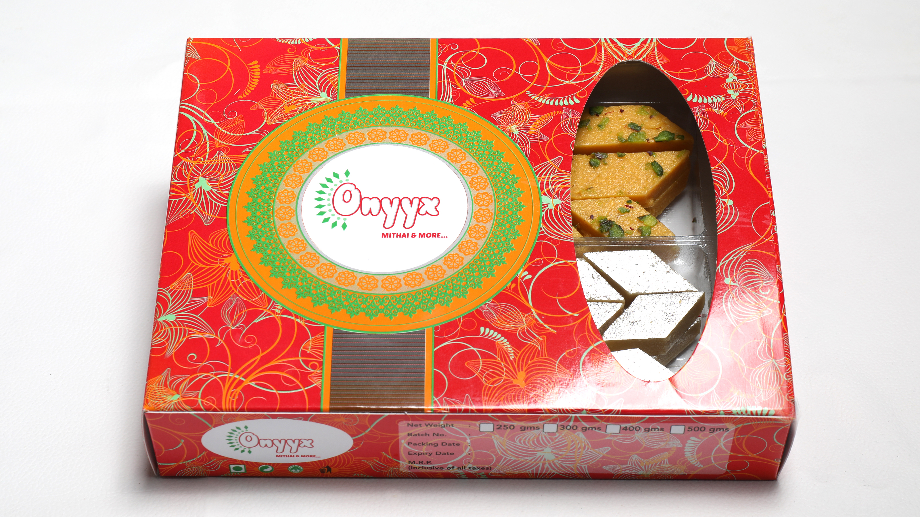 Assorted Kaju Katli Gift Box