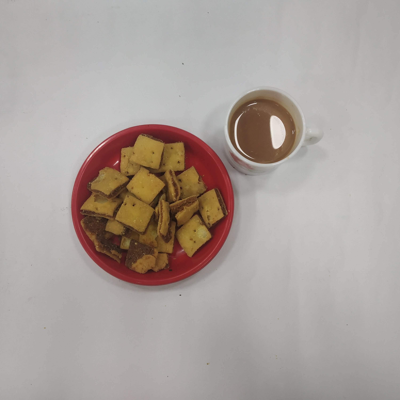 Sandwich Bhakharwadi
