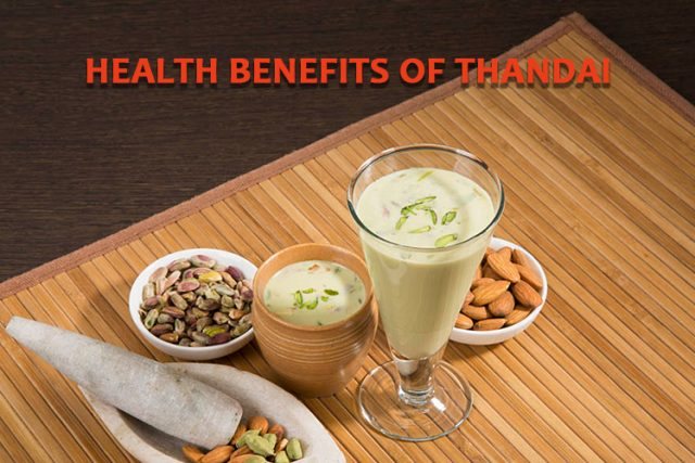 Health Benefits Of Thandai